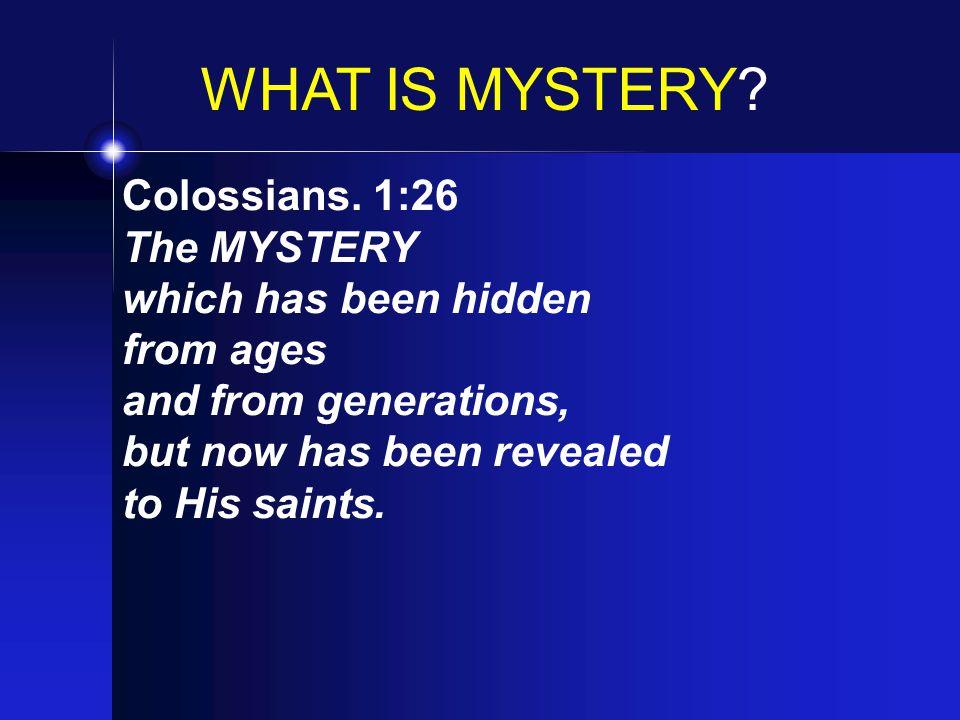 Colossians.