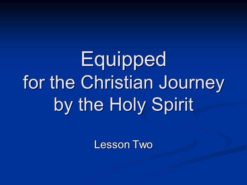 The Holy Spirit Baptizes The New Believer Into The Body of Christ For by one Spirit we were all baptized into one body-whether Jews or Greeks, whether slaves or free-and have all been made to drink into one Spirit. 1st Corinthians 12:13.
