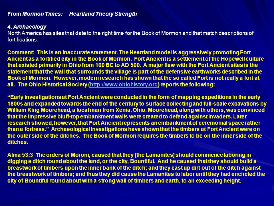 From Mormon Times: Heartland Theory Strength 4.