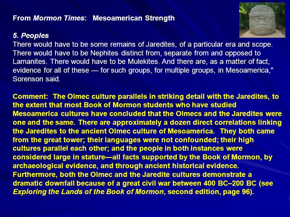 From Mormon Times: Heartland weakness C.