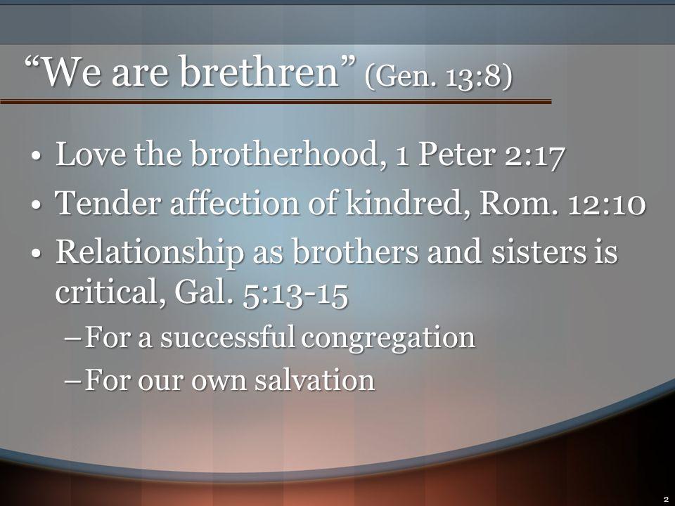F ALSE B RETHREN, 2 Cor.11:26; Gal.