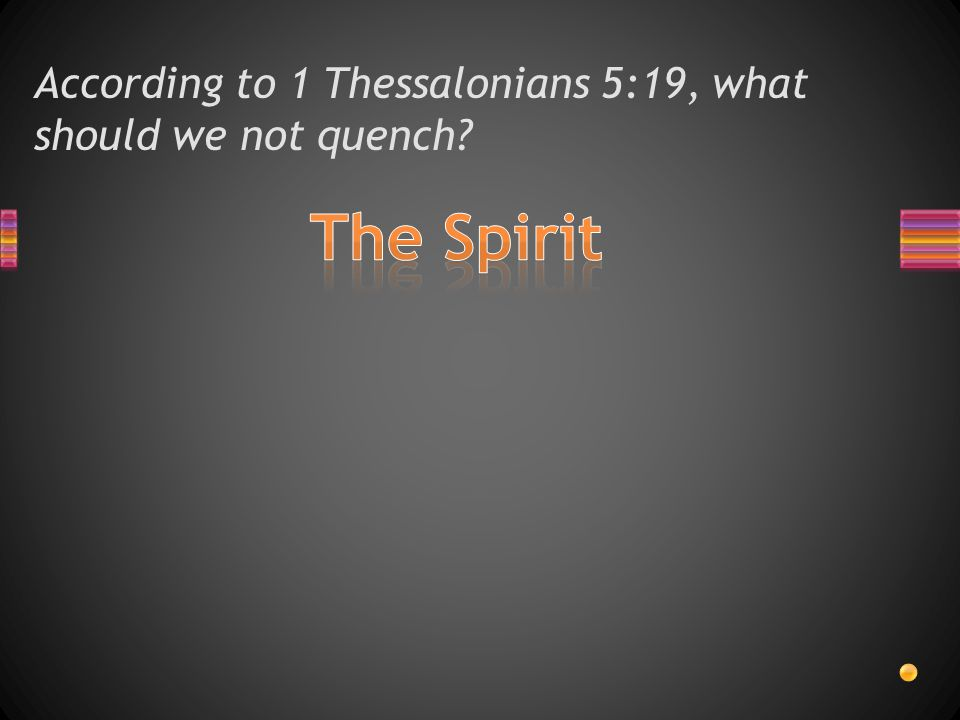 According to 1 Thessalonians 5:18, what is the will of God in Christ Jesus for you