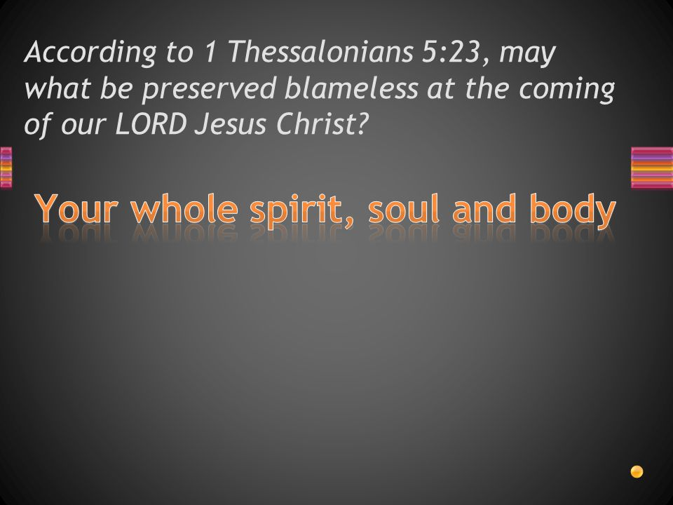 According to 1 Thessalonians 5:22, what should we abstain from