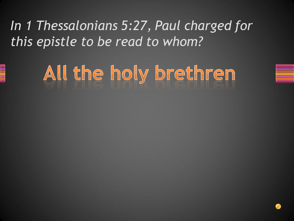 According to 1 Thessalonians 5:26, all the brethren are to be greeted with what