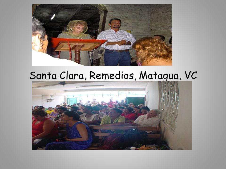 Santa Clara, Remedios, Matagua, VC