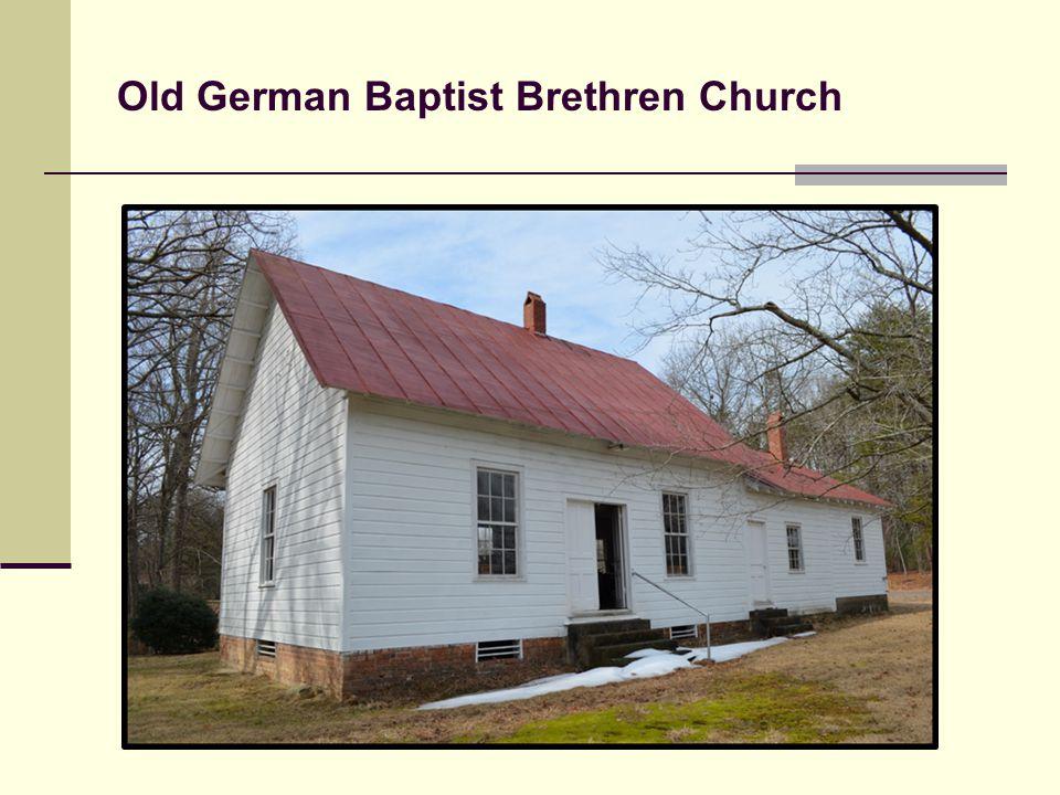 Old German Baptist Brethren Church