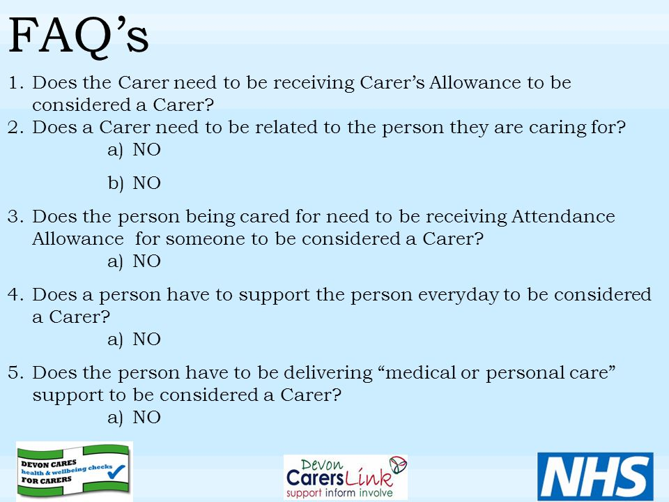 Did You Know? In Devon alone there are over 74,000 unpaid identified carers?