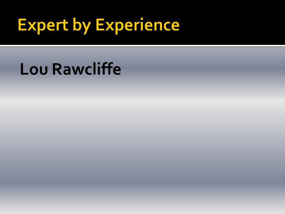 Lou Rawcliffe