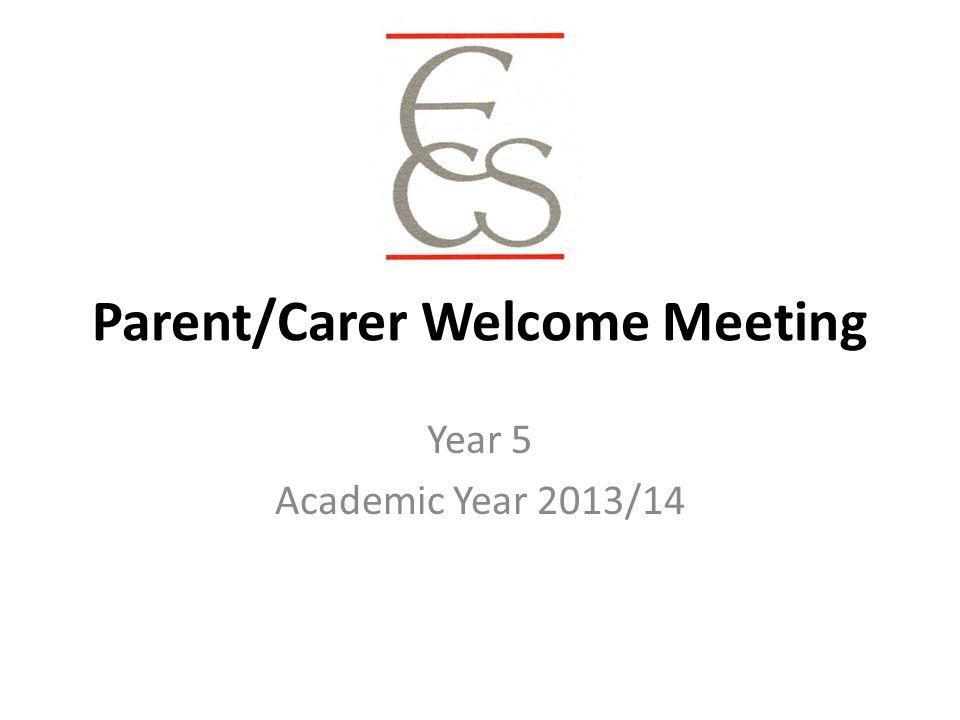 At ECS, we will...