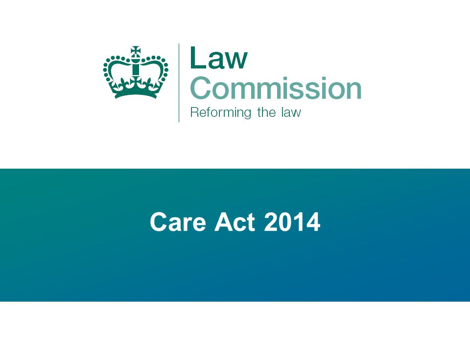  Right to a care and support plan (s.25)  Personal budgets (s.26)  Care accounts (s.29)  Preferred accommodation provisions (s.30)  Direct payments (ss.