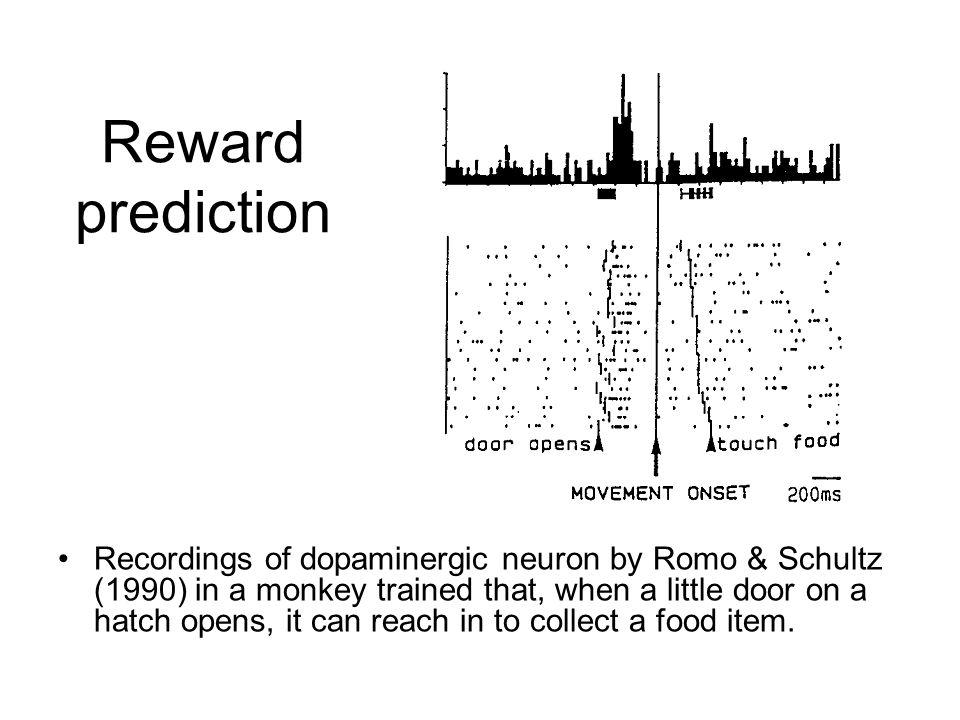 Dopamine Systems and John Chapin's Robotic Rats