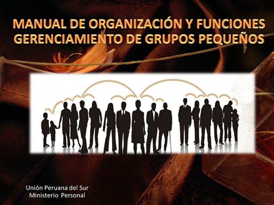 6.Reportar semanalmente al Coordinador de GPs y a Ministerio Personal, sobre los avances en su responsabilidad.