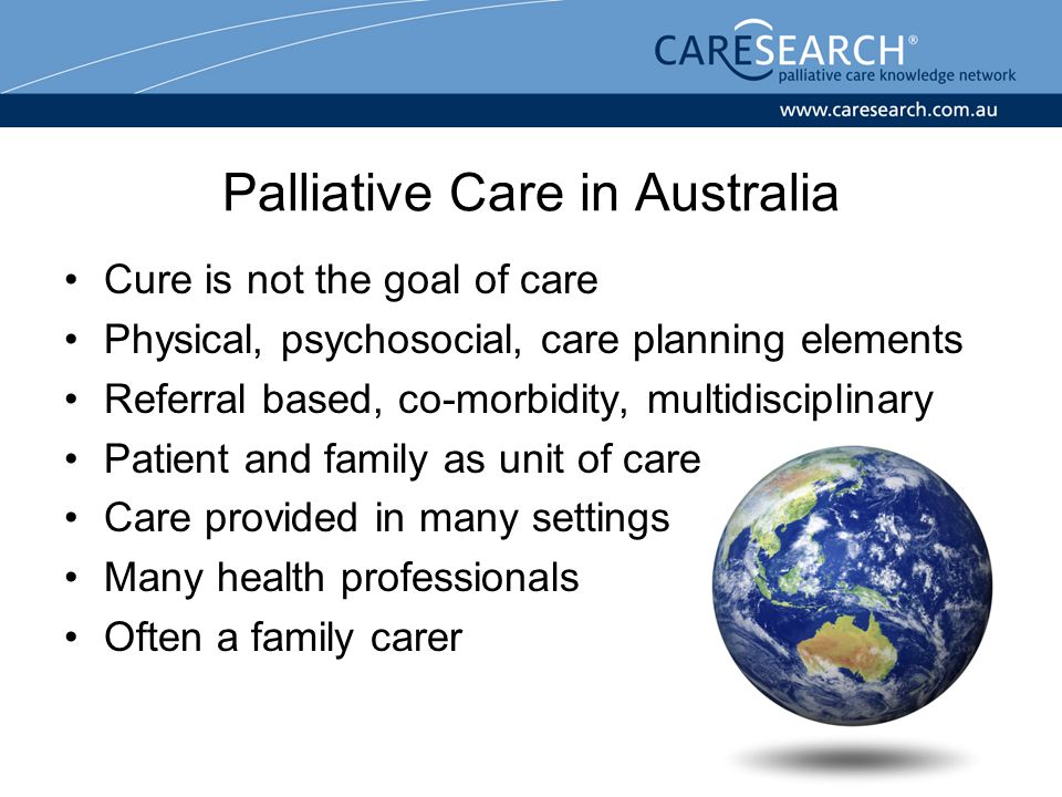 Aged Care Considerations Changing demography Living and care circumstances Patterns of disease Comorbidity Triggers and transitions Population diversity