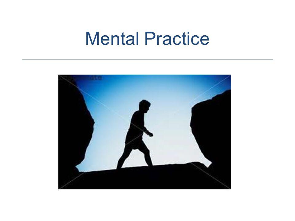 Mental Practice