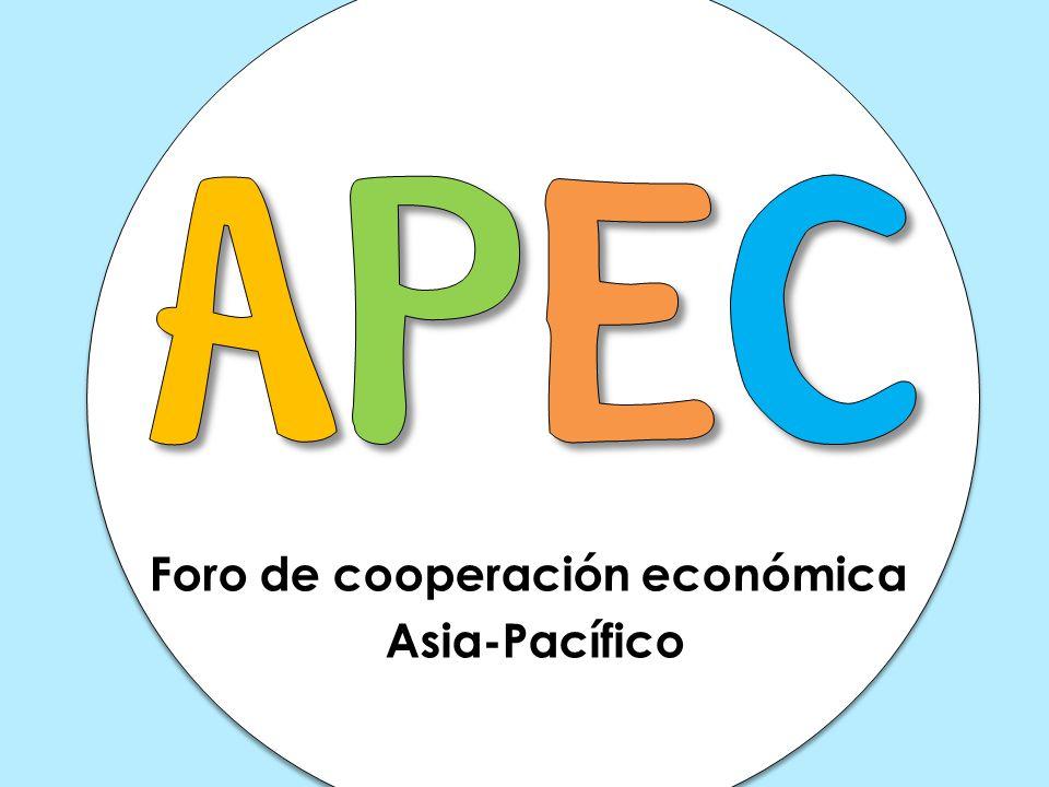 Foro de cooperación económica Asia-Pacífico