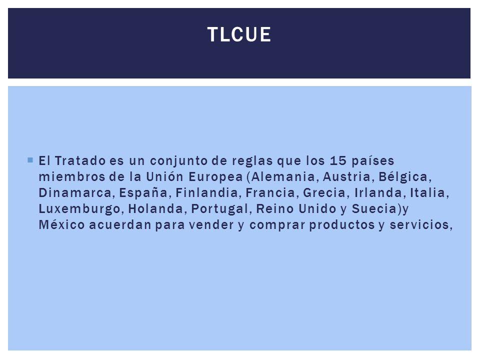  El Tratado es un conjunto de reglas que los 15 países miembros de la Unión Europea (Alemania, Austria, Bélgica, Dinamarca, España, Finlandia, Franci