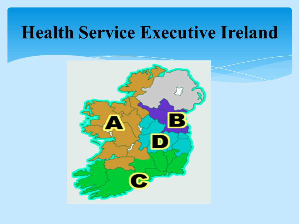 Health Service Executive Ireland