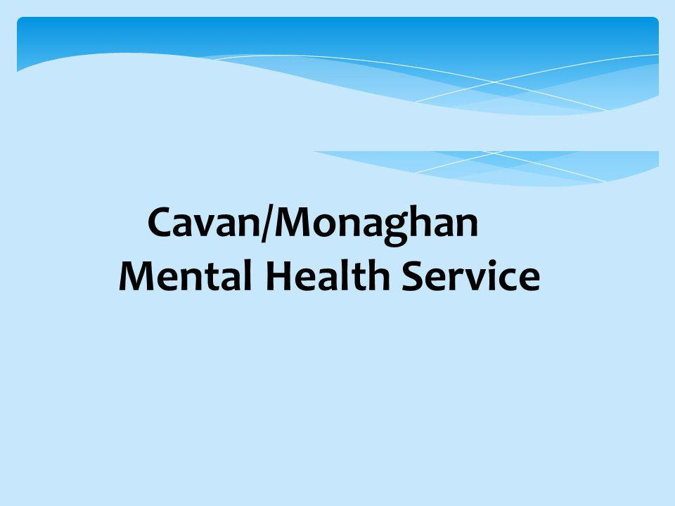 Cavan/Monaghan Mental Health Service