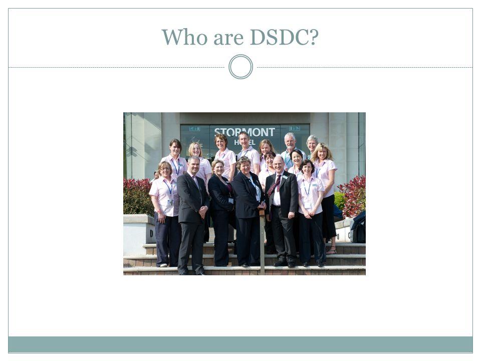 Who are DSDC?