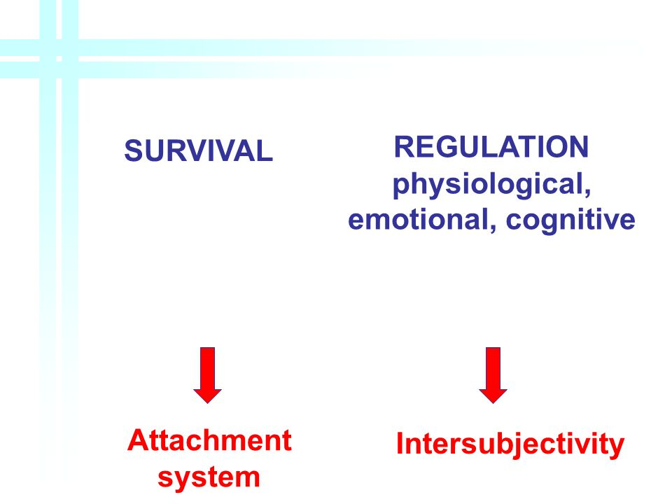 Feelings of fear, helplessness and hostility which result in frightening/ frightened behaviour might be the result of parents being unable to control frightening memories or emotions associated with their own childhood loss/traumas.