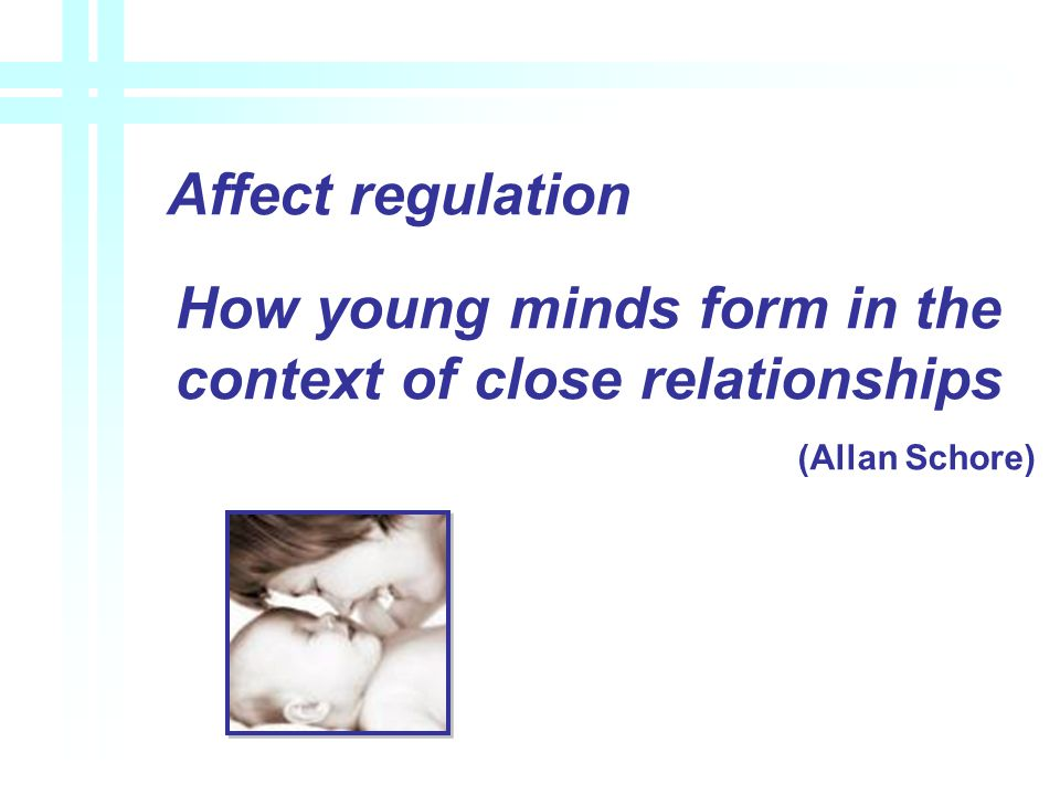 behavioural and cognitive development social support and relationships peer relationships social cognition, understanding, empathy mentalisation, play, attunement, affect regulation predictability, repetition, routines, structure safe and in control music, movement and dance sensory integration treatments rocking, touch, massage Bottom-up, inside to outside Respond to developmental age and not chronological age Relationships as the most powerful of therapeutic experiences