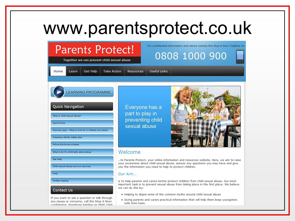 www.parentsprotect.co.uk