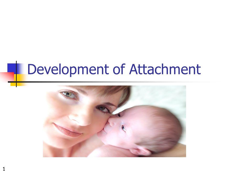 Development of Attachment 1