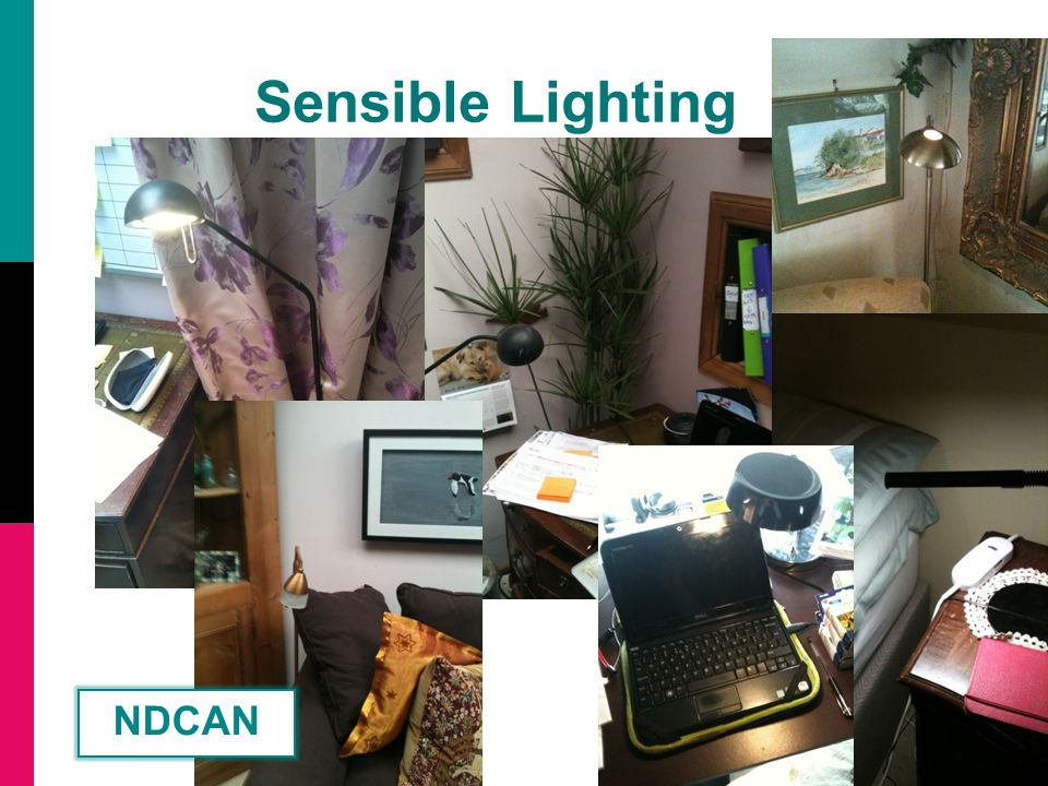 Sensible Lighting NDCAN