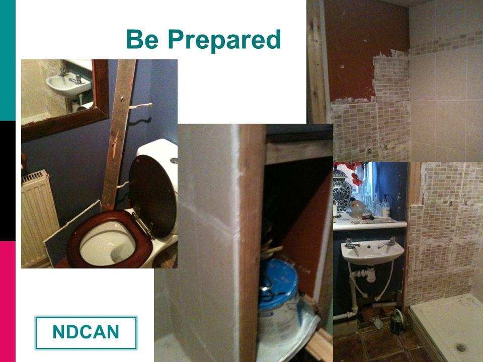 Be Prepared NDCAN