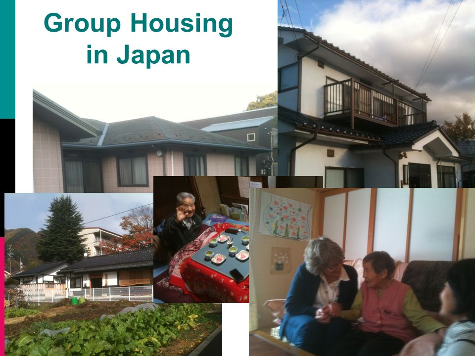 Group Housing in Japan