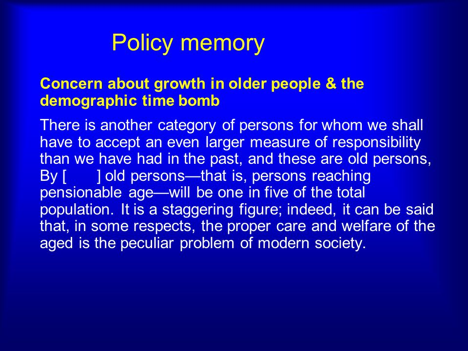 Carers (Recognition and Services) Act 1995  Private Member's Bill  Malcolm Wicks MP