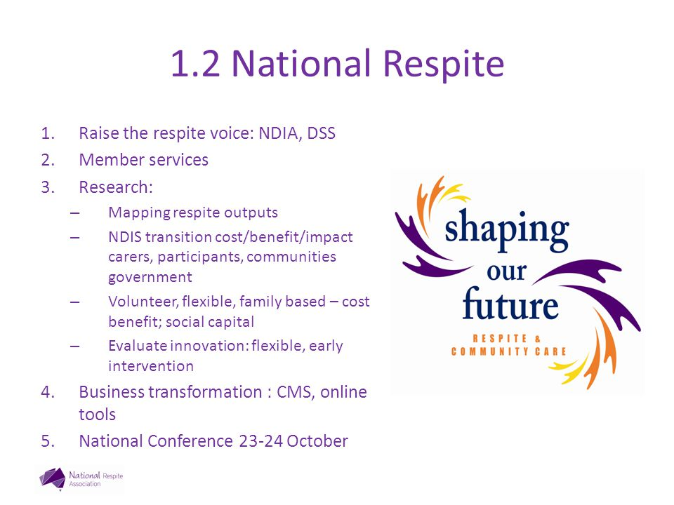 Carer Care recipient Respite Care Carer support .37 NDISCHSP Family resilience model.