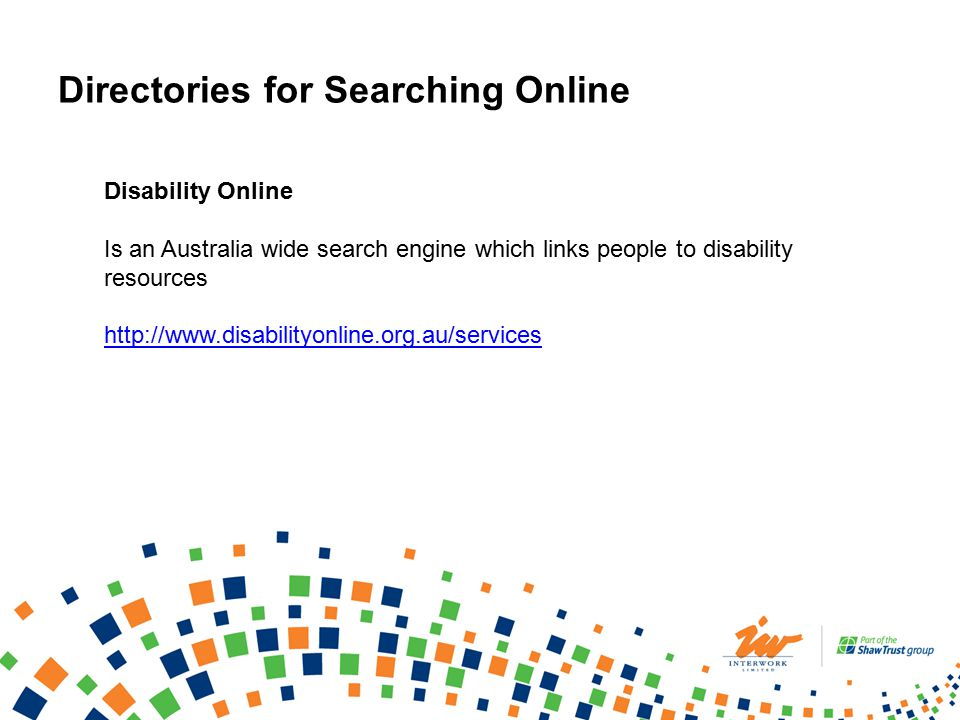 RECAP Evaluate the information you have received in this session Resources and Support in South Australia
