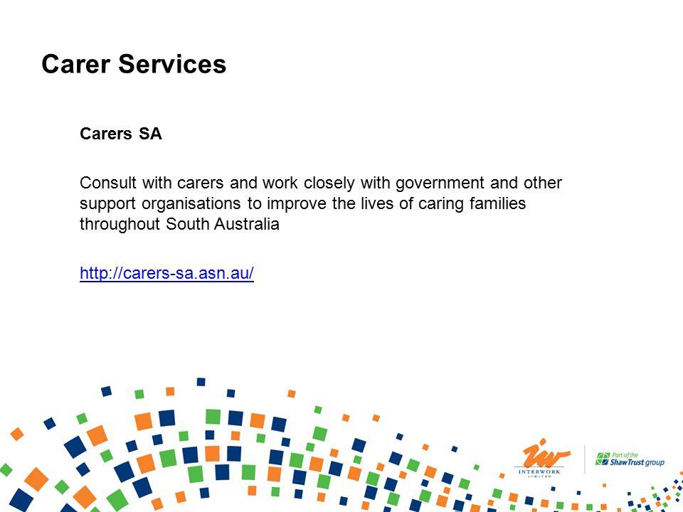 Advocacy Services