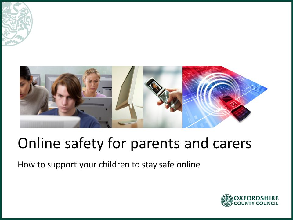 What we will cover Benefits and risks of children using technology Understand risk, including cyberbullying, inappropriate content and grooming How parent/carers can support their children to keep safe online 2