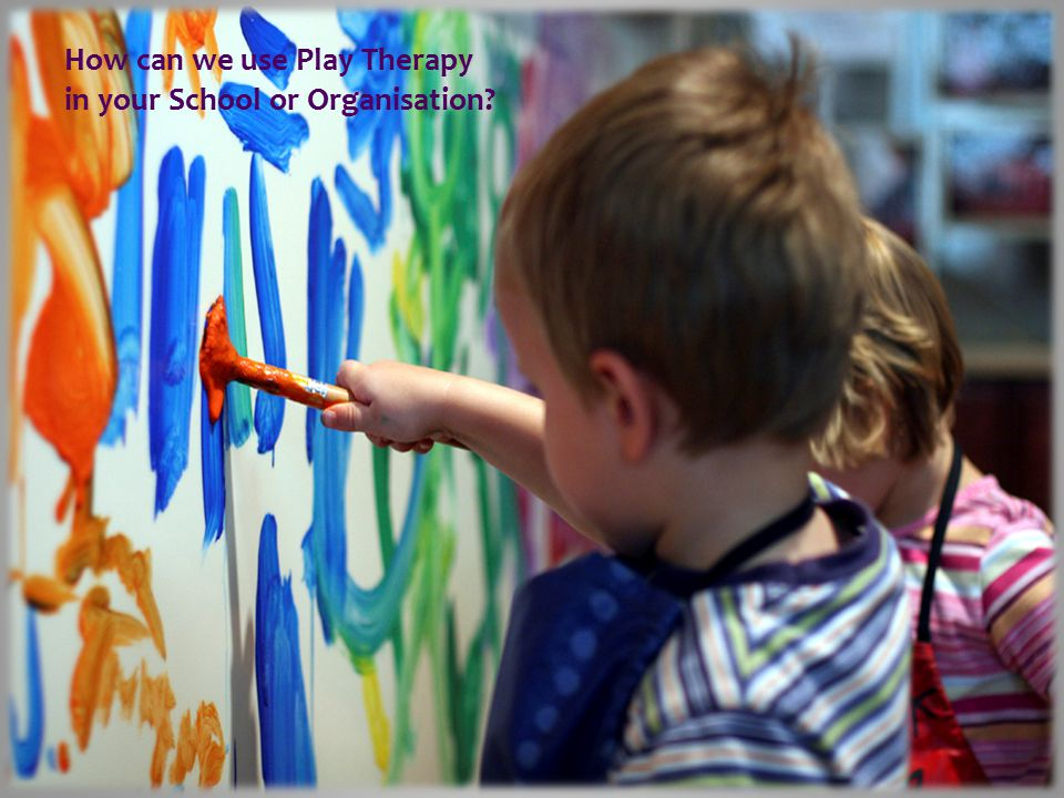What happens in Play Therapy & how does the Toolkit benefit the different areas of a child's development.