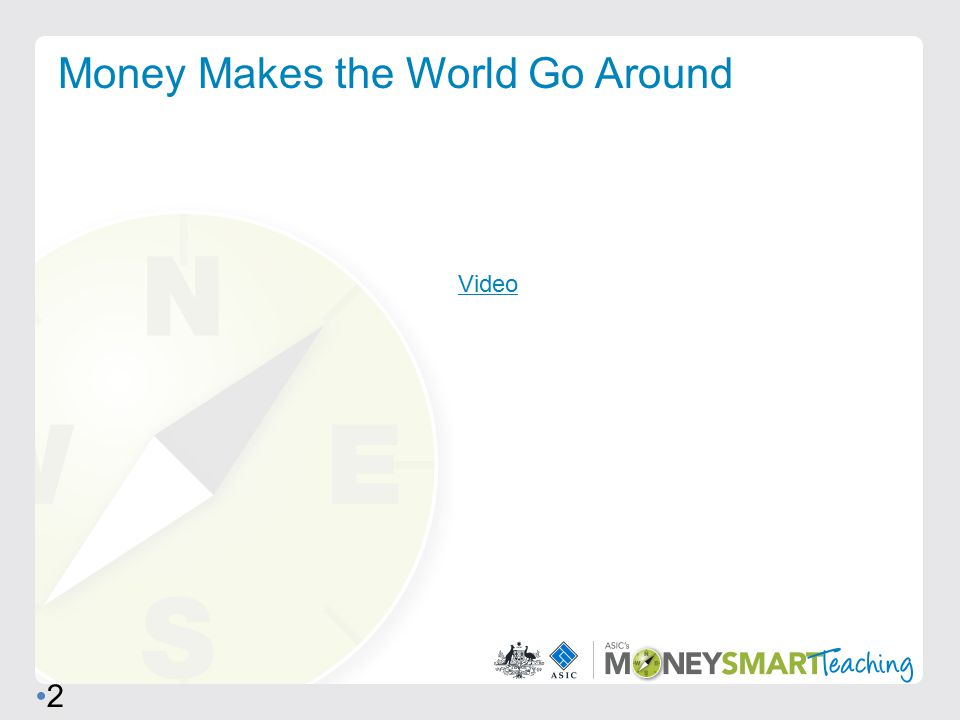 Video Money Makes the World Go Around 2