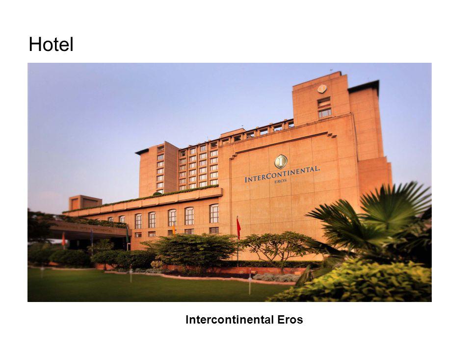 Hotel Intercontinental Eros