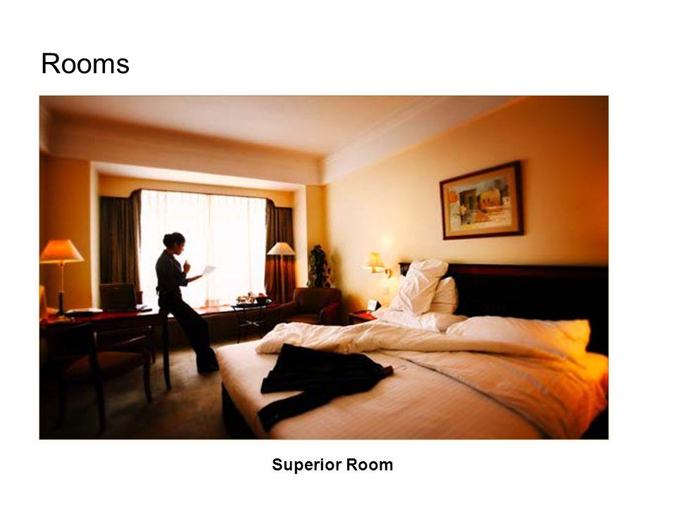 Rooms Superior Room