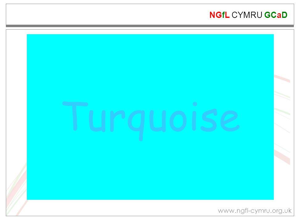 NGfL CYMRU GCaD www.ngfl-cymru.org.uk Yellow