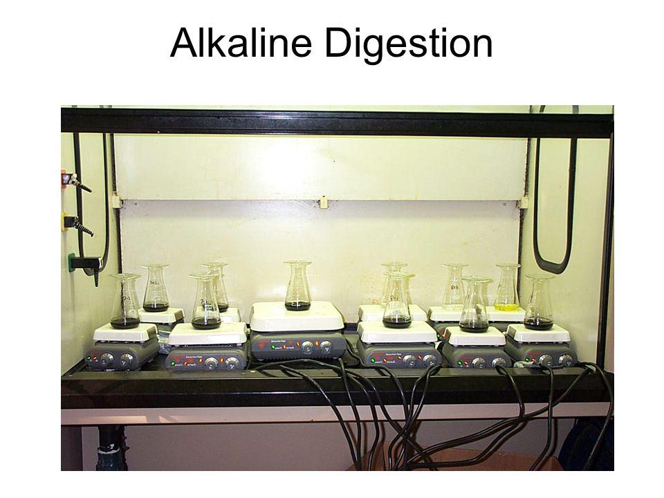 Alkaline Digestion SW-846 Method 3060A