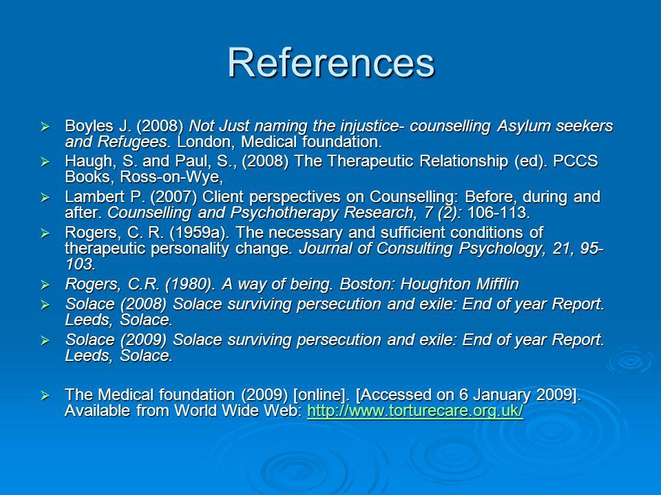 References  Boyles J.