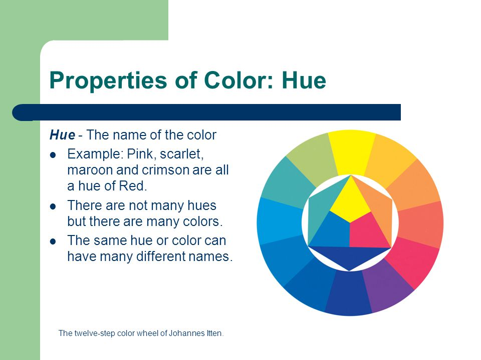 Emotional Color Emotional Color - The use of color to create a reaction or get a response.