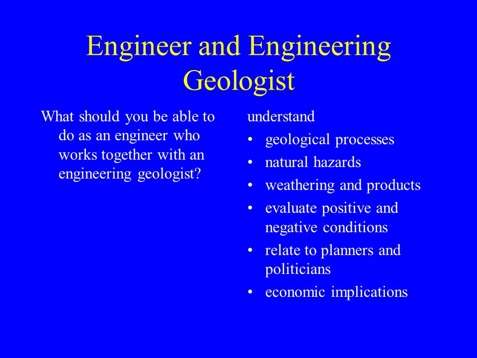 Can we choose where it is best to build.Hazardous areas.