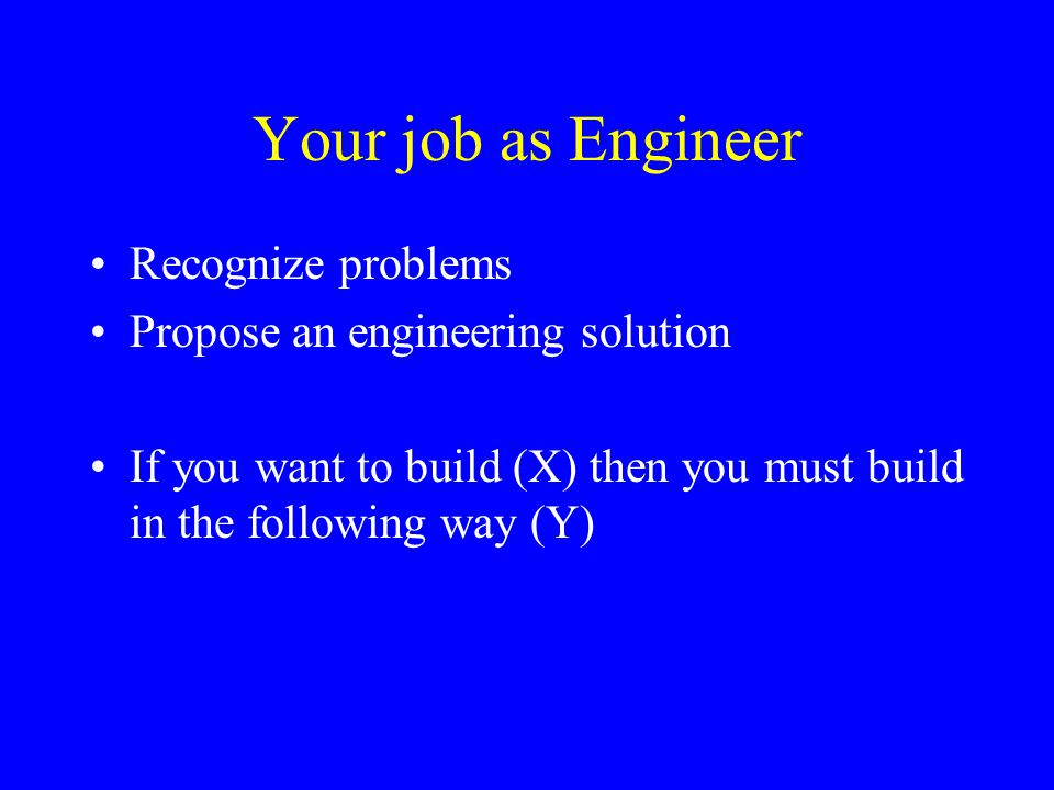 There is an engineering solution to any geological/constructional problem.