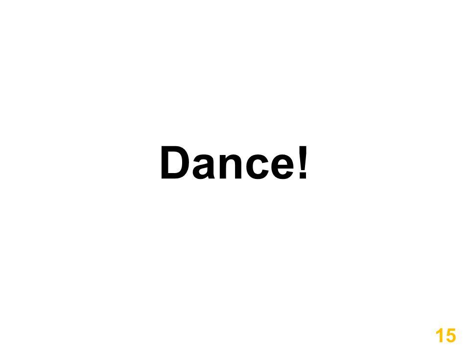 Dance! 15