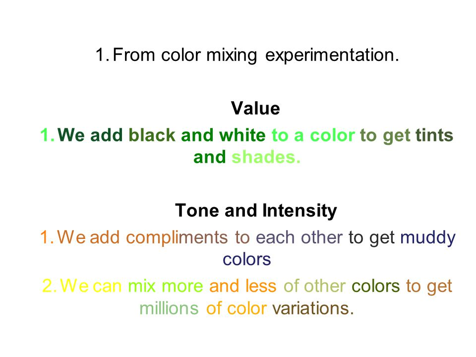 Color Theory The art and science of color interaction and effects. SCHEMES