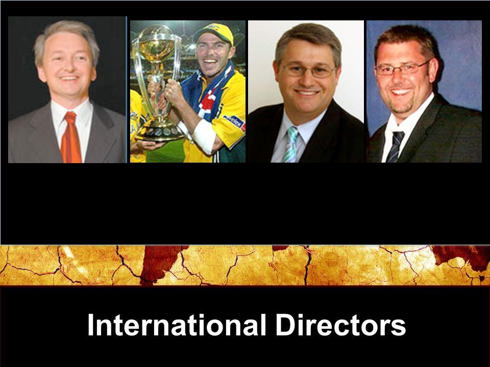 International Directors