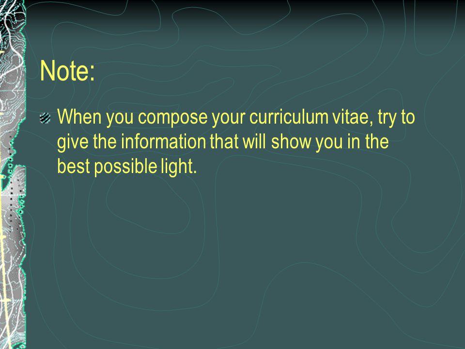 Curriculum Vitae Name Lo, Liguo Address Dept.