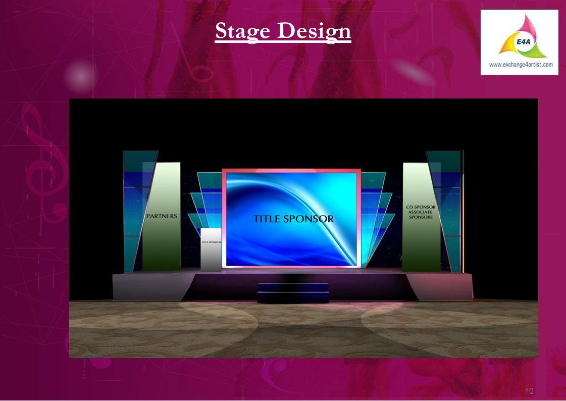 10 Stage Design.